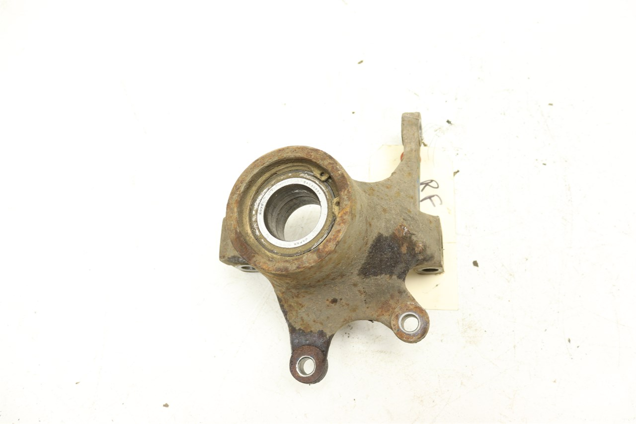08 Arctic Cat 650 H1 4x4 used Right Front Steering Knuckle 0505-460