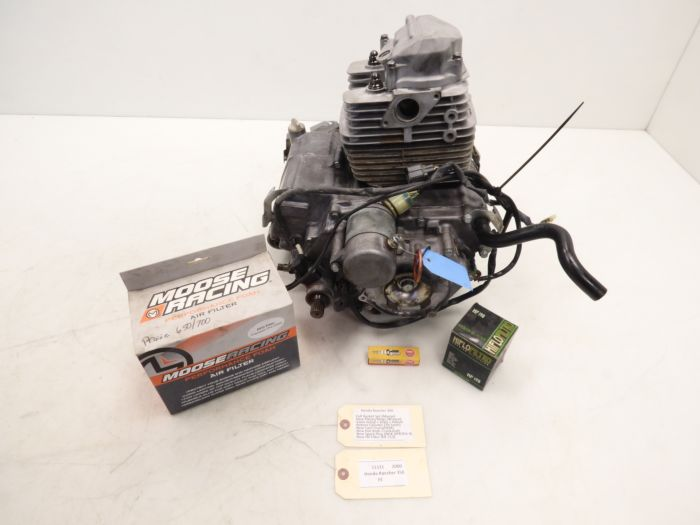 Honda Rancher 350 Te 00 06 Engine Motor Rebuilt Power Sports Nation The Cheapest Used Atv And Side By Side Parts